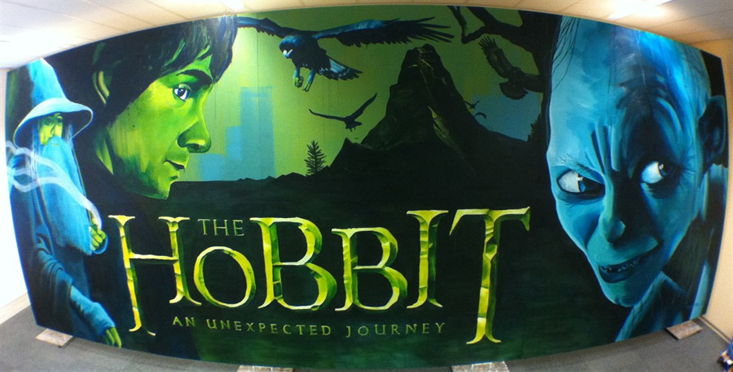 Painting_Warner_Bros_The_Hobbit_by_Shon_Price_-_Fish_Eye.jpg