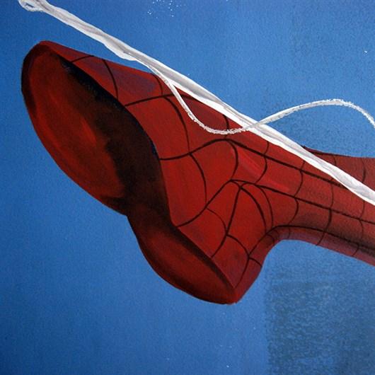 Shon Price - Spiderman Slaapkamer