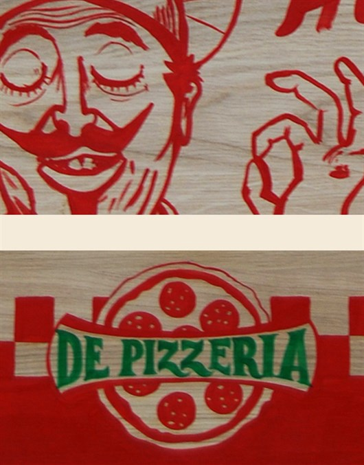 Support_The_Locals_-_De_Pizzaria_Sign_Painting_op_hout_pizzabakker_snor_OK_logo_door_Shon_Price.jpg