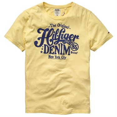 Tommy_Hilfiger_-_Hilfiger_Denim_Federer_Logo_Tee_Yellow_by_Shon_Price.jpg